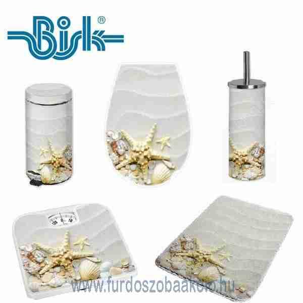 Fürdőszoba Kiegészítők BISK Shells Fürdőszoba Kiegészítő